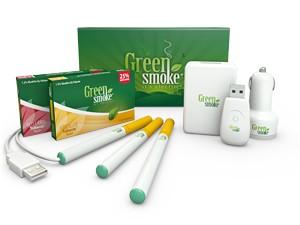 Green Smoke eCigarettes Giveaway