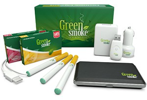 Green Smoke Pro Kit