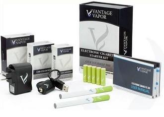 Vantage Vapor eCig Products