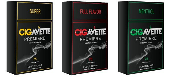 Cigavette Starter Packs Review