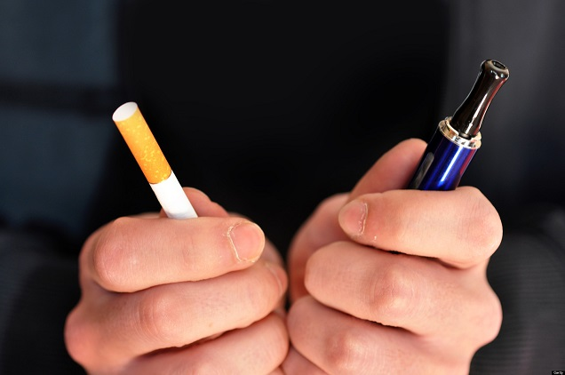 Can e-cigarettes help you quit smoking