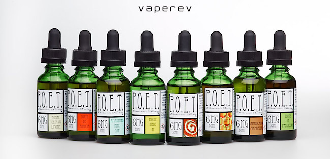 P.O.E.T E-Liquid Review