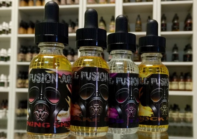Warning Shot - Best Custard Vapor Liquid