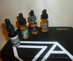 Zodist Monthly E-Juice Subscription Service Review