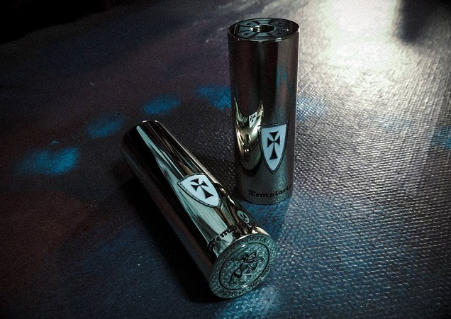 Templario by Pedro Miguel - Best High End Mech Mod