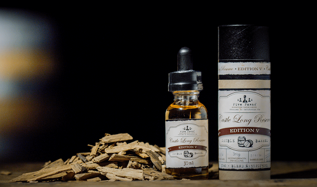Castle Long Reserve - Most Expensive Vape Juice