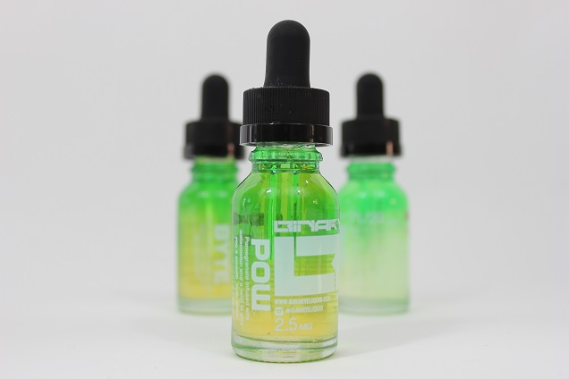 Binary E-Liquid Review - Bottles