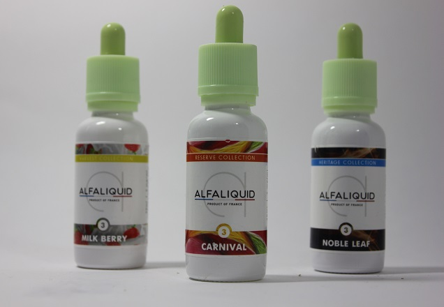 Alfaliquid Review - E-Juice Review