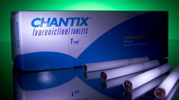 Chantix and Cigarettes