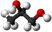 Propylene glycol e-liquid