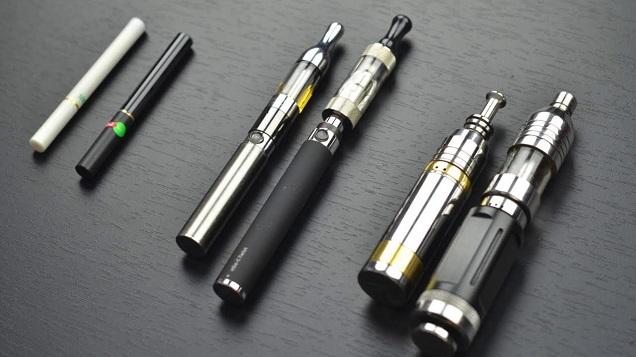 E-cigarette sizes