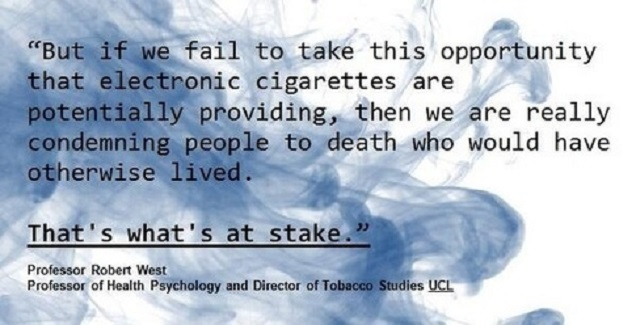 anti-vaping campaigns cost lives
