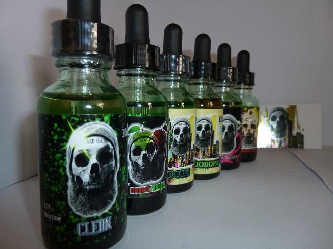 Beard Clique E-Liquid