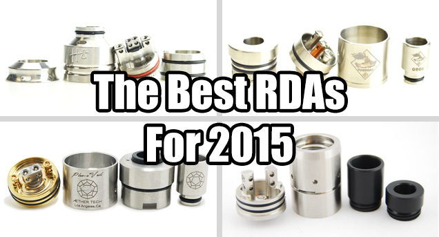 Best RDA 2015 Vote