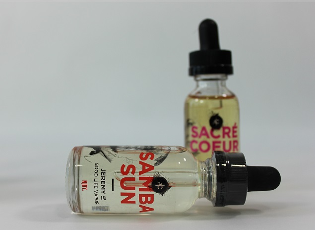 Njoy Artist Collection E-Juice Bottles