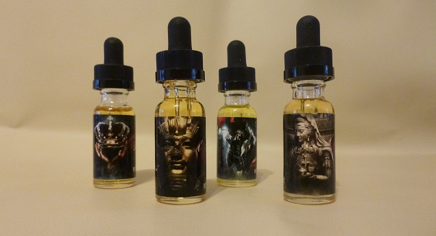 King's Crown Vape Juice Flavors