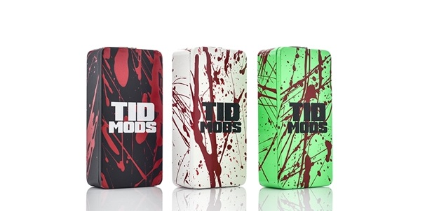 TID Mods Unregulated Box Mod
