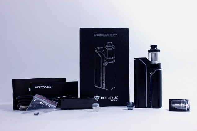 Reuleaux RX75 Review - Unboxing