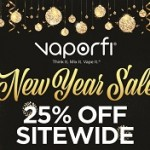 VaporFi New Year Sale