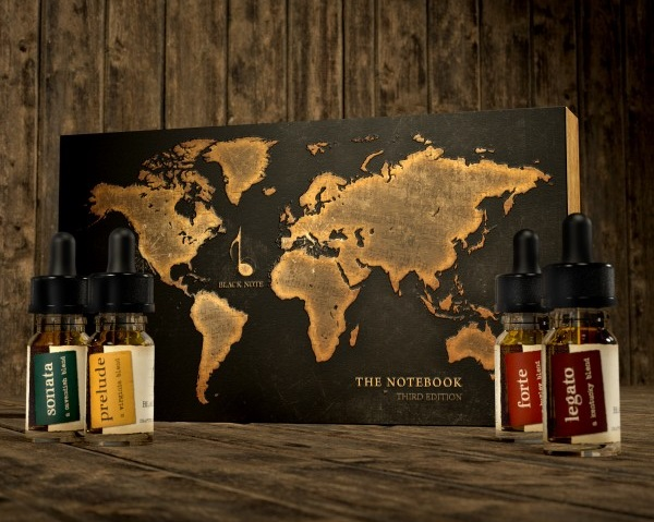 Black Note - Best Tobacco Vape Juice