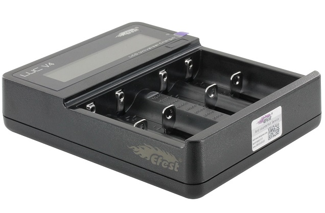 Efest LUC V4 - Vape Mod Battery Charger