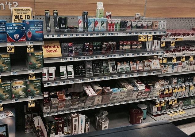 Can I Buy Electronic Cigarettes in Stores