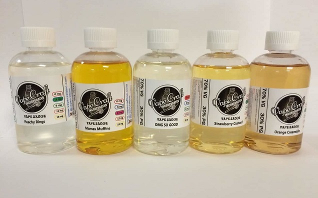 Vape Craft Inc Affordable E-Juice