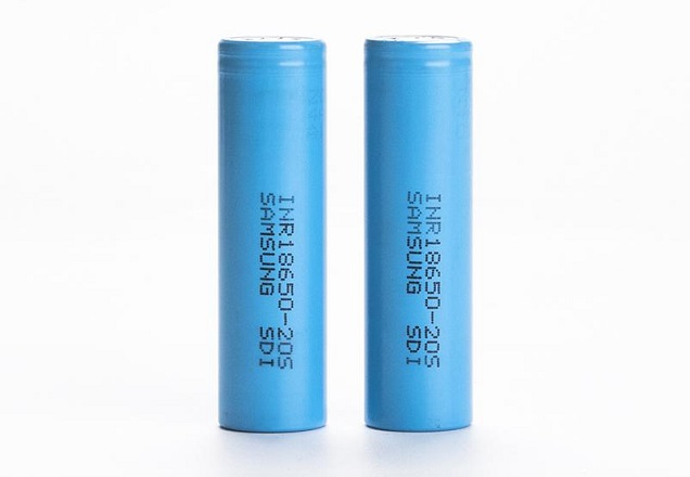Samsung INR 18650-20S battery