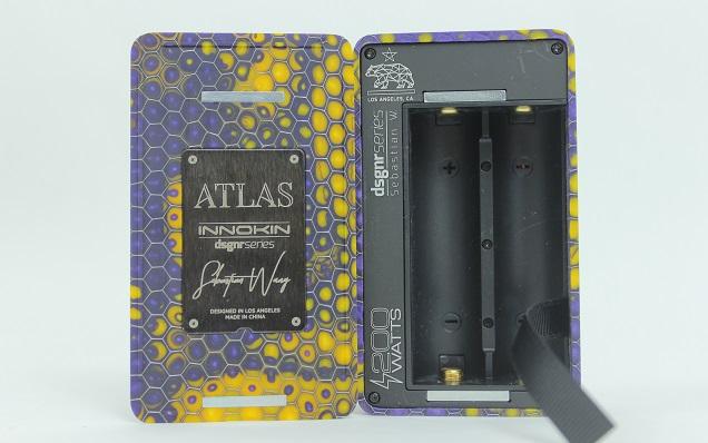 Big Box Atlas Dual Battery Mod