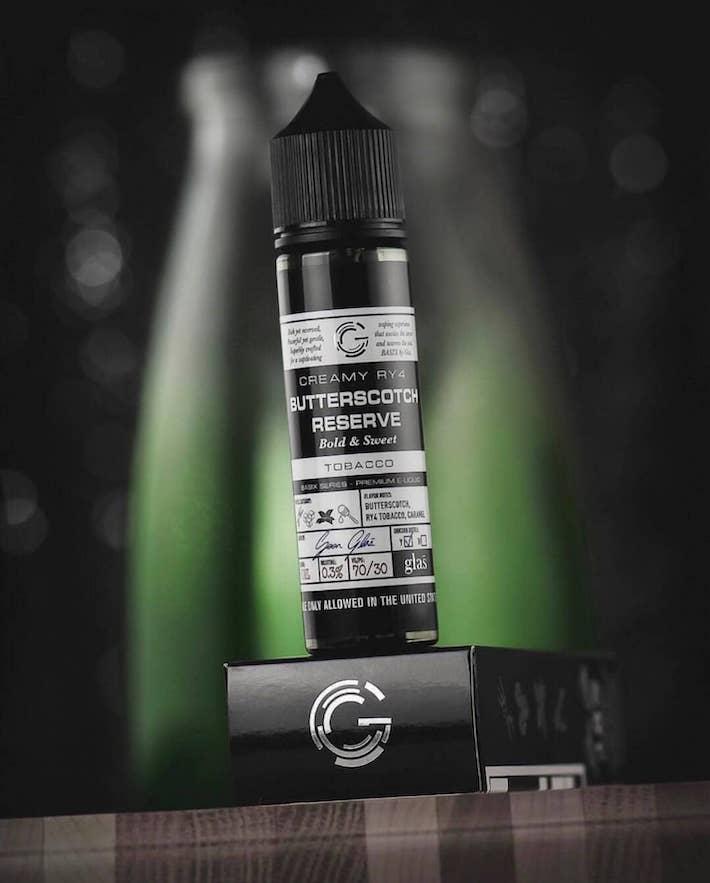 Creamy RY4 tobacco flavor vape juice