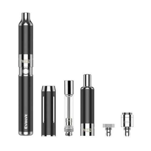 510 thread battery for wax, oil concentrates, and dry herb